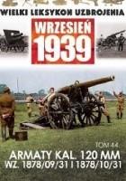 Armaty kal. 120 mm wz. 1878/09/31 i 1878/10/31