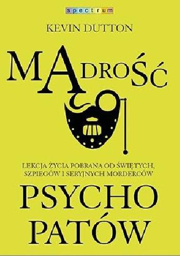 Okładka książki Mądrość psychopatów