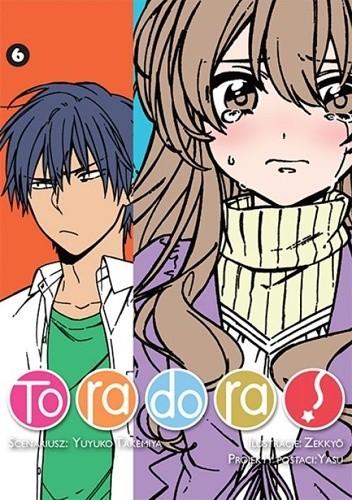 Okładka książki Toradora #6