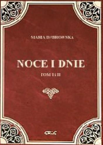 Okładka książki Noce i dnie. Tom 1 i 2