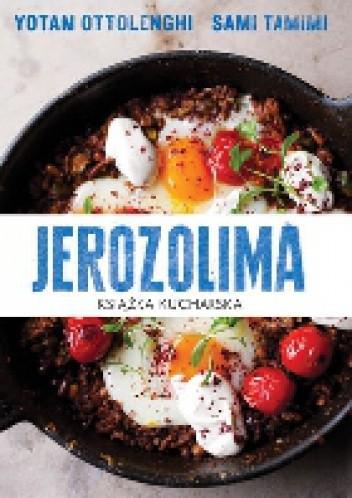 Okładka książki Jerozolima. Książka kucharska