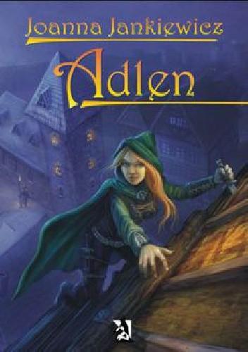 Okładka książki Adlen