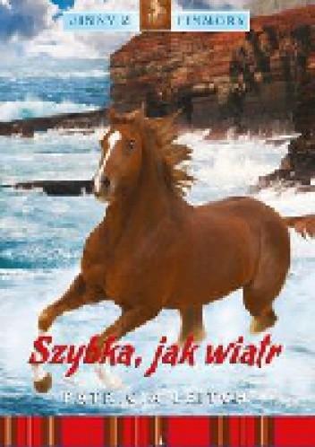 Okładka książki Szybka jak wiatr