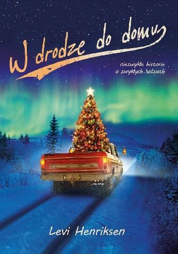 Okładka książki W drodze do domu. Opowieści wigilijne z Norwegii