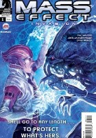 Mass Effect: Invasion #1