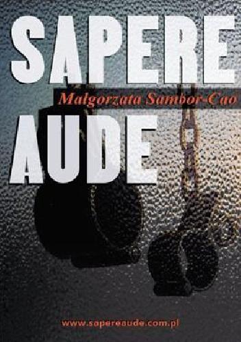 Okładka książki Sapere Aude