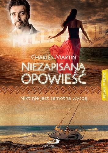 Okładka książki Niezapisana opowieść. Nikt nie jest samotną wyspą