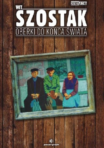 Okładka książki Oberki do końca świata