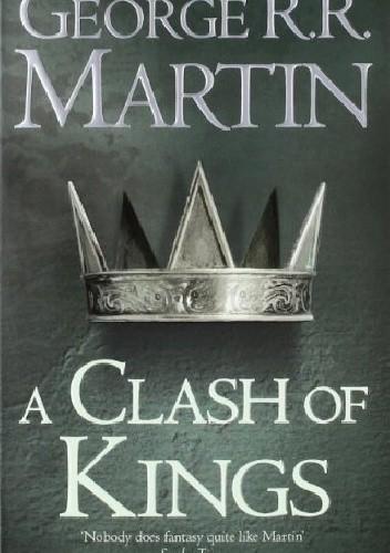 Okładka książki A Clash of Kings
