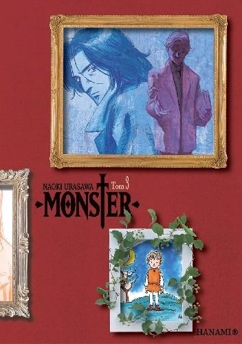Okładka książki Monster #3