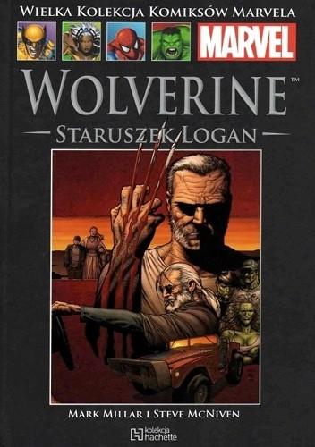 Okładka książki Wolverine: Staruszek Logan