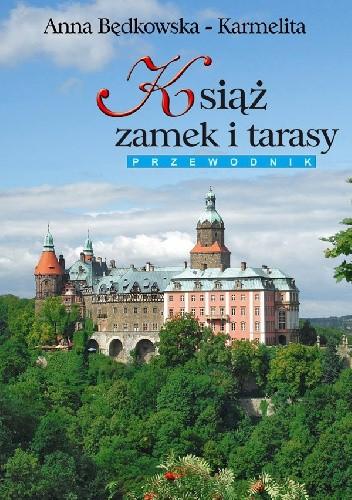 Okładka książki Książ. Zamek i tarasy.