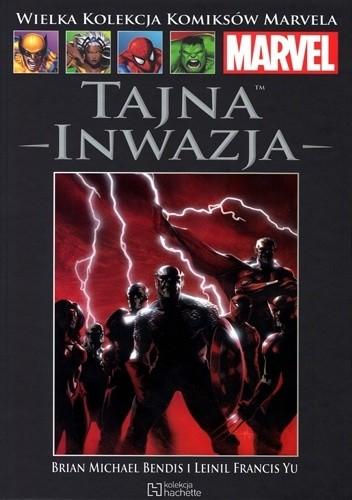 Okładka książki Tajna Inwazja