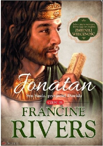 Okładka książki Jonatan. Syn Saula, przyjaciel Dawida