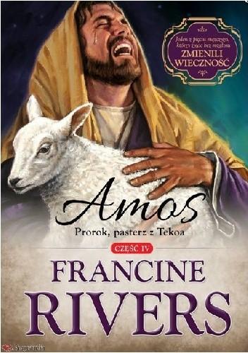 Okładka książki Amos. Prorok, pasterz z Tekoa