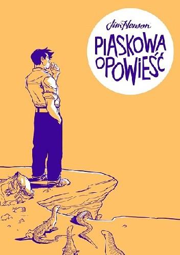 Okładka książki Piaskowa opowieść