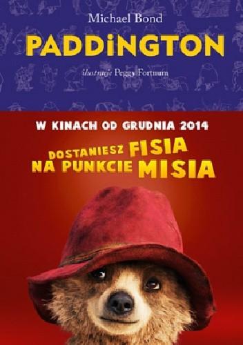 Okładka książki Paddington
