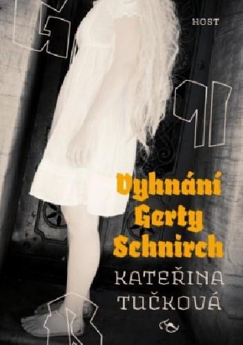 Okładka książki Vyhnání Gerty Schnirch