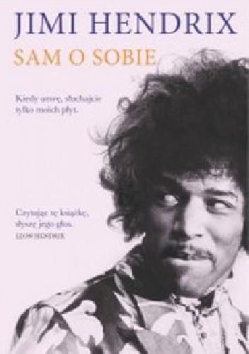 Okładka książki Jimi Hendrix. Sam o sobie