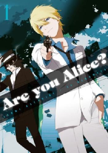 Okładka książki Are You Alice? tom 1