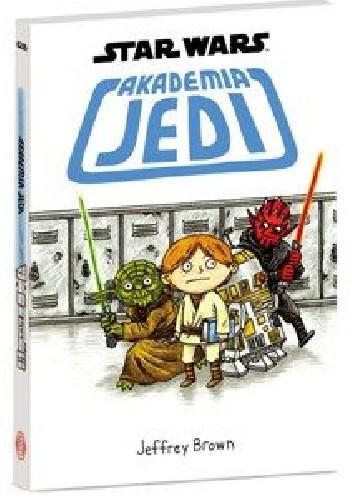 Okładka książki Akademia Jedi