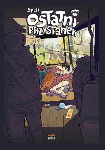 Okładka książki Ostatni przystanek