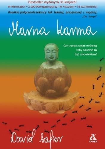 Okładka książki Marna karma