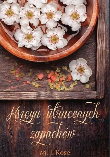 Okładka książki Księga utraconych zapachów