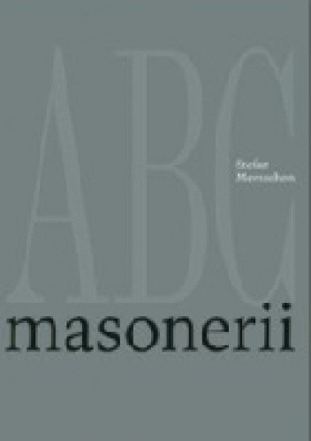 Okładka książki ABC masonerii