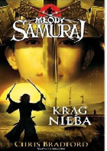 Okładka książki Młody samuraj. Krąg nieba