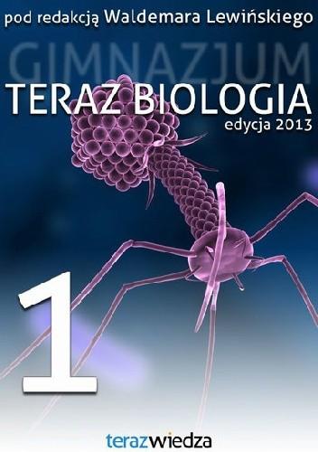 Okładka książki Teraz Biologia cz. 1