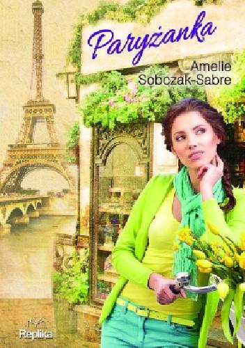 Okładka książki Paryżanka