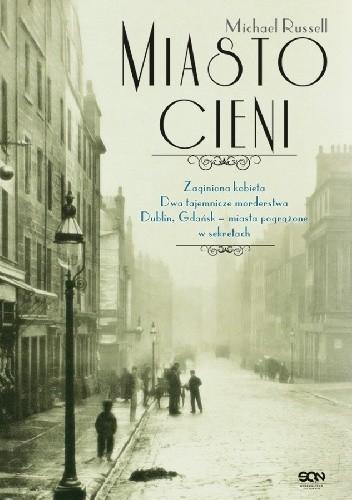 Okładka książki Miasto cieni