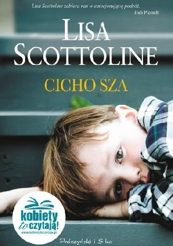 Okładka książki Cicho sza