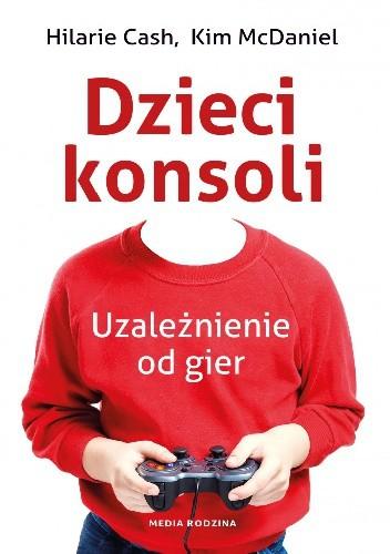 Okładka książki Dzieci konsoli