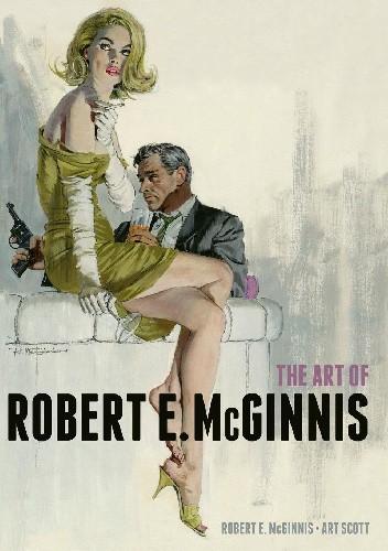 Okładka książki The Art of Robert E McGinnis