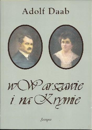 Okładka książki W Warszawie i na Krymie