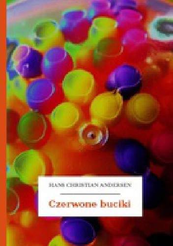 Okładka książki Czerwone buciki