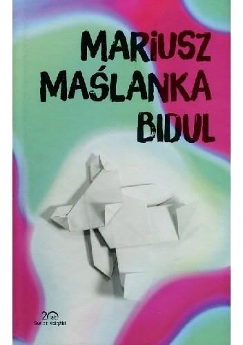 Okładka książki Bidul