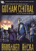 Gotham Central Book 01: In the Line of Duty