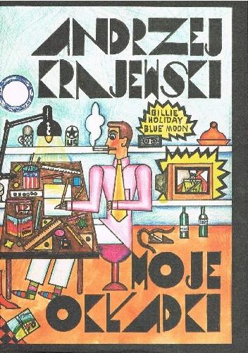 Okładka książki Moje okładki