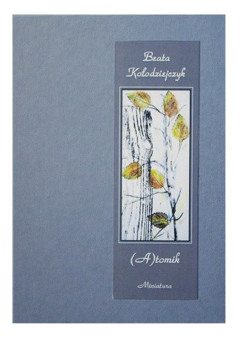 Okładka książki (A)tomik
