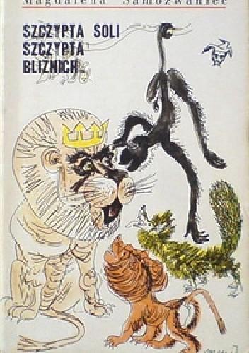 Okładka książki Szczypta soli, szczypta bliźnich