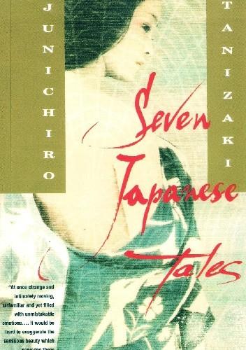 Okładka książki Seven Japanese Tales