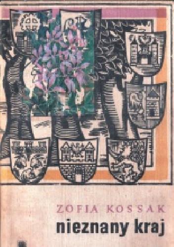 Okładka książki Nieznany Kraj