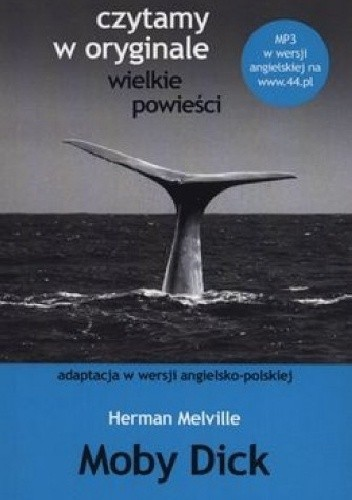Okładka książki Moby Dick