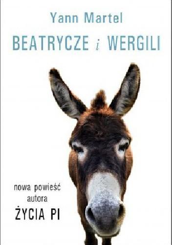 Okładka książki Beatrycze i Wergili