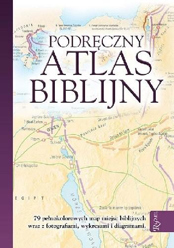 Okładka książki Podręczny Atlas Biblijny