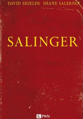 Okładka książki Salinger