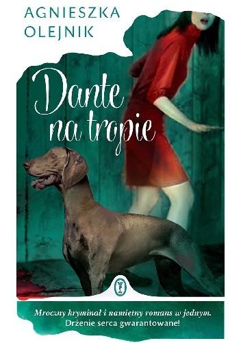 Okładka książki Dante na tropie